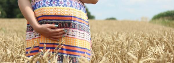 Chroń skórę brzucha podczas ciąży